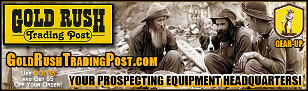 GoldRushTradingPost.com - Your Prospecting Equipment Headquarters!